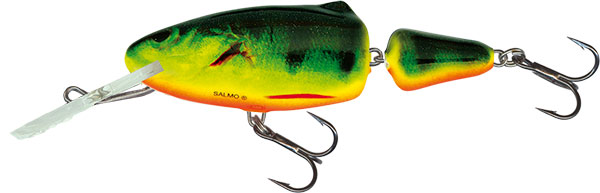 FRISKY DEEP RUNNER - 5cm Real Hot Perch