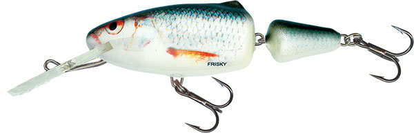 FRISKY DEEP RUNNER - 5cm Real Dace
