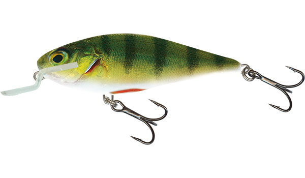 EXECUTOR SHALLOW RUNNER - 9cm Real Perch