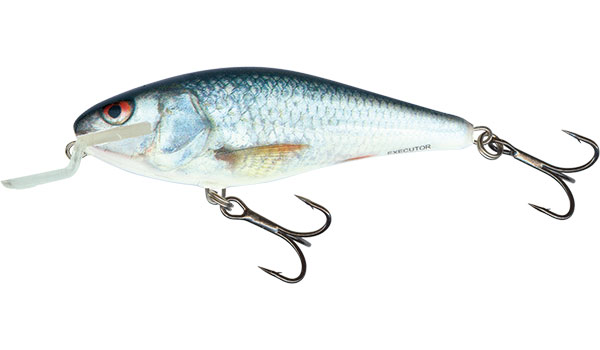 EXECUTOR SHALLOW RUNNER - 12cm Real Dace