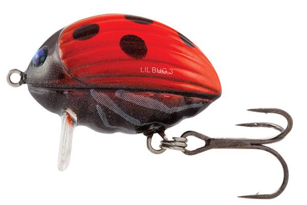LIL BUG FLOATING - 3cm Ladybird