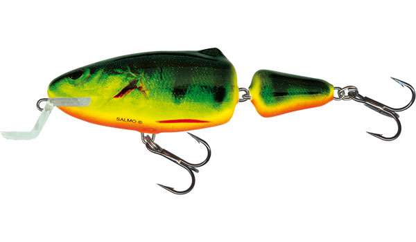 FRISKY SHALLOW RUNNER - 7cm Real Hot Perch