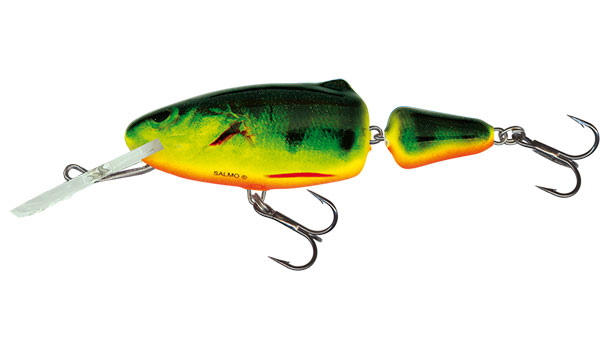FRISKY DEEP RUNNER - 7cm Real Hot Perch