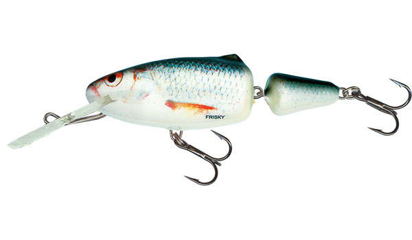 FRISKY DEEP RUNNER - 7cm Real Dace