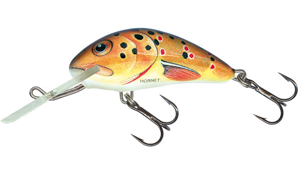 HORNET SINKING - 4cm Trout