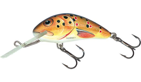 HORNET SINKING - 6cm Trout
