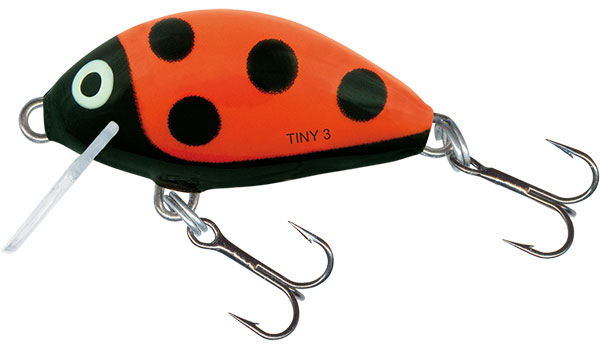 TINY FLOATING - 3cm Ladybird