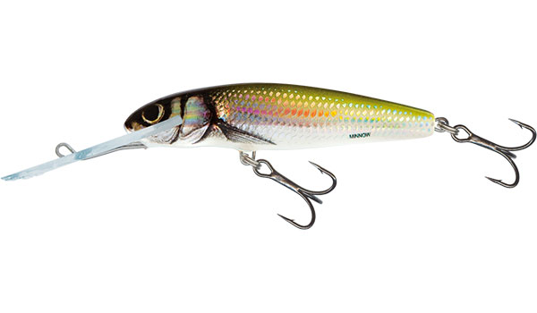MINNOW SUPER DEEP RUNNER - 7cm Holo Bleak