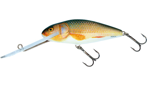 PERCH SUPER DEEP RUNNER - 12cm Real Roach