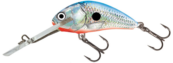 Hornet 4 Super Deep Runner Silver Blue Shad