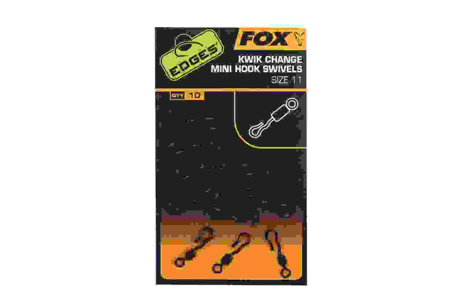 FOX Bleie Edges Horizon Swivel