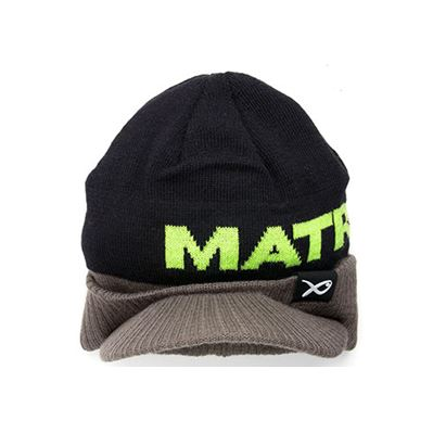 22af452f59b Matrix Peaked Beanie
