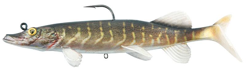 Replicant® Realistic Pike Super Natural Pike 100g 20cm