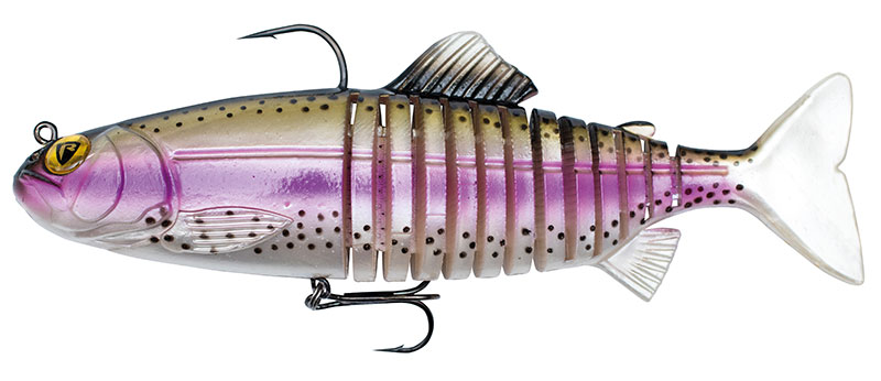 Replicant® Jointed Rainbow Trout 130g 23cm