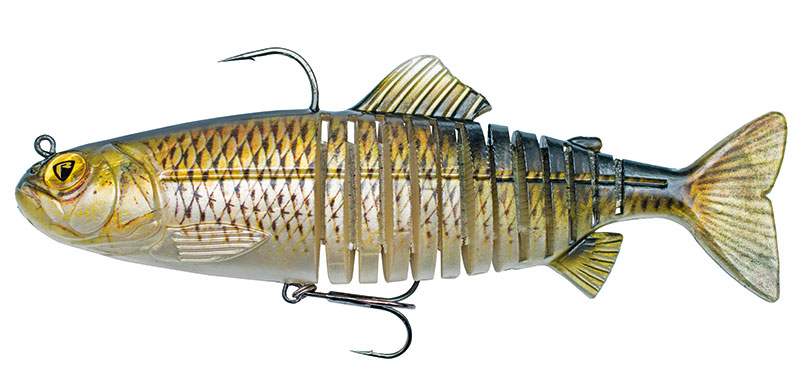Replicant® Jointed Super Natural Chub 80g 18cm