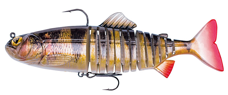 Replicant® Jointed Super Natural Perch 130g 23cm