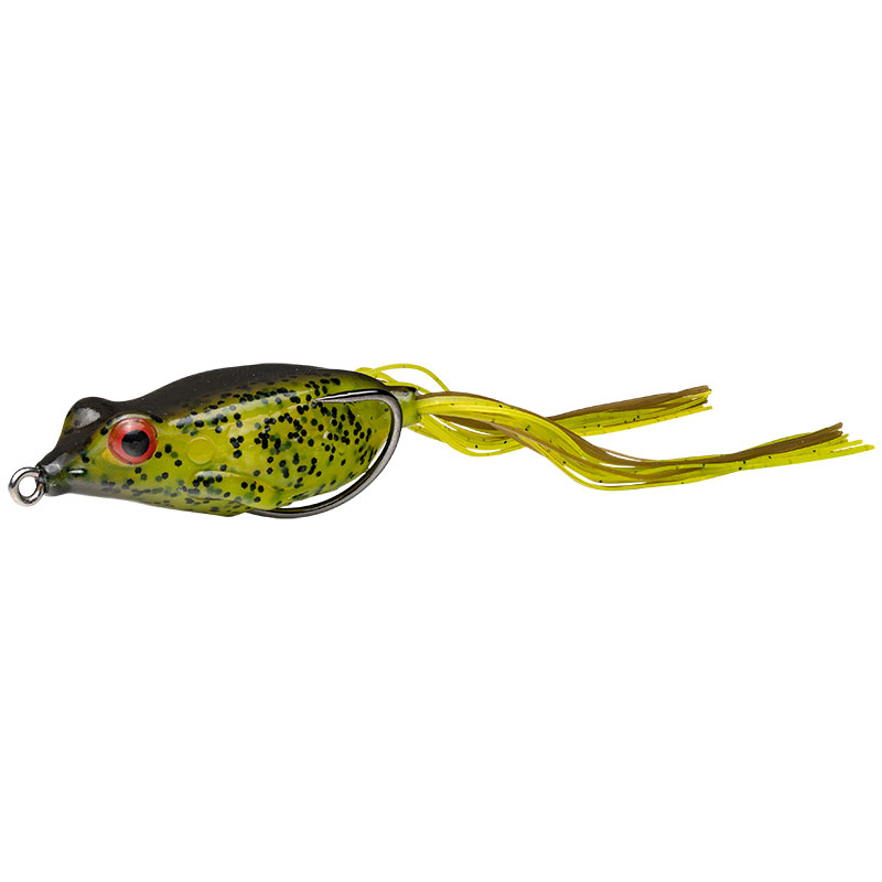 Лягушка KVD Sexy Frog Watermelon Green Pumpkin Back - 14.5cm 17.7g