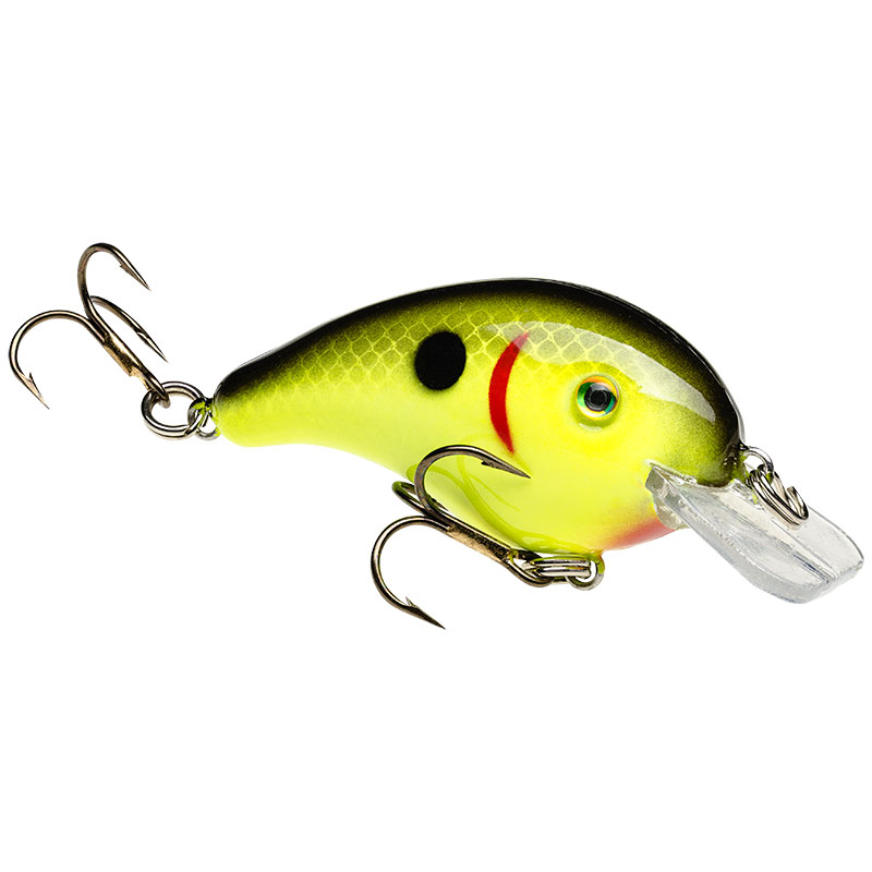 Pro Model Series 1 Black Back Chartreuse - 6.5cm 10.6g