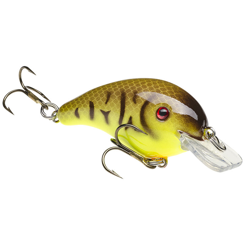 Pro Model Series 1 Chartreuse Belly Craw - 6.5cm 10.6g