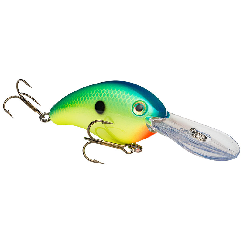 Pro Model Series 4 Blue Back Chartreuse - 11cm 15.9g