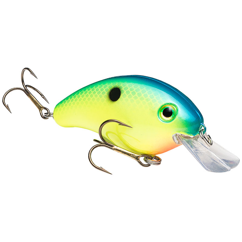 Pro Model Series 4S Blue Back Chartreuse - 11cm 15.9g