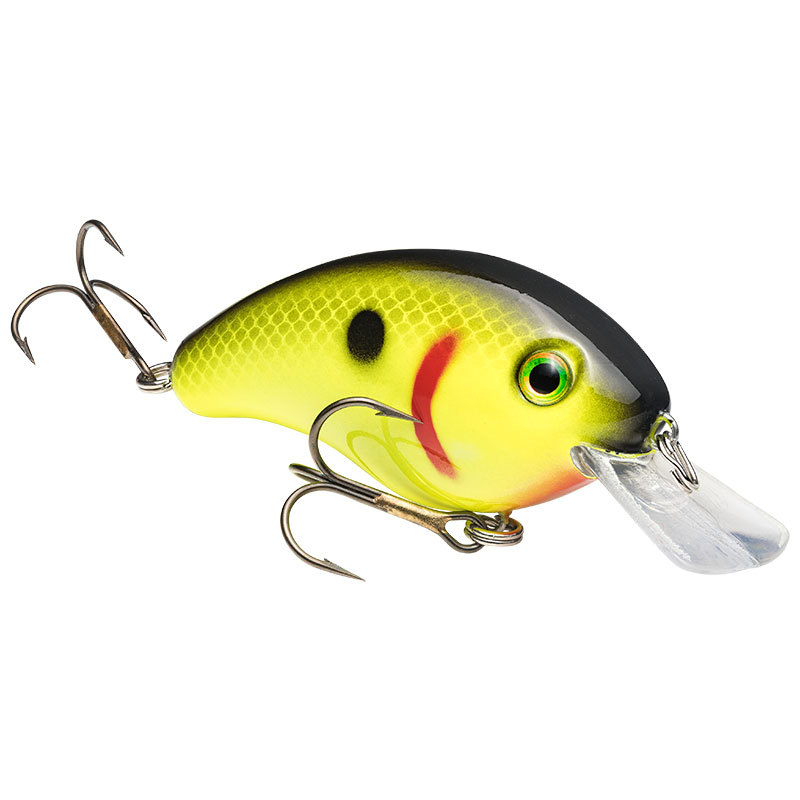 Pro Model Series 4S Black Back Chartreuse - 11cm 15.9g