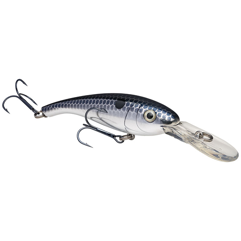 Bonsai Shad Chrome Blue - 10cm 7.1g