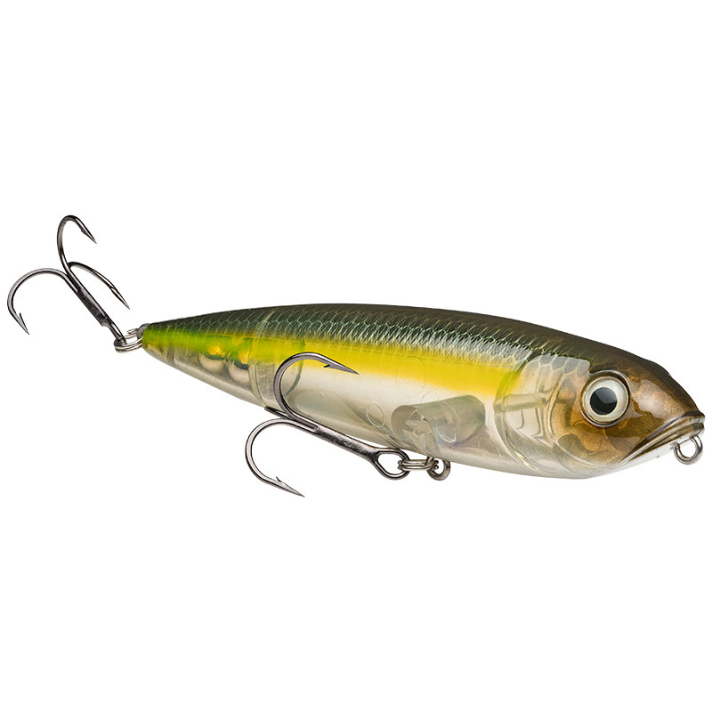 KVD Sexy Dawg JR Ghost Minnow - 9.5cm 10.6g