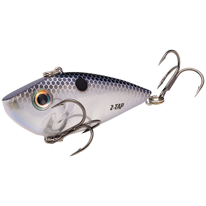 Воблер Red Eyed Shad Tungsten 2 Tap  Chrome Blue - 7cm 14.2g