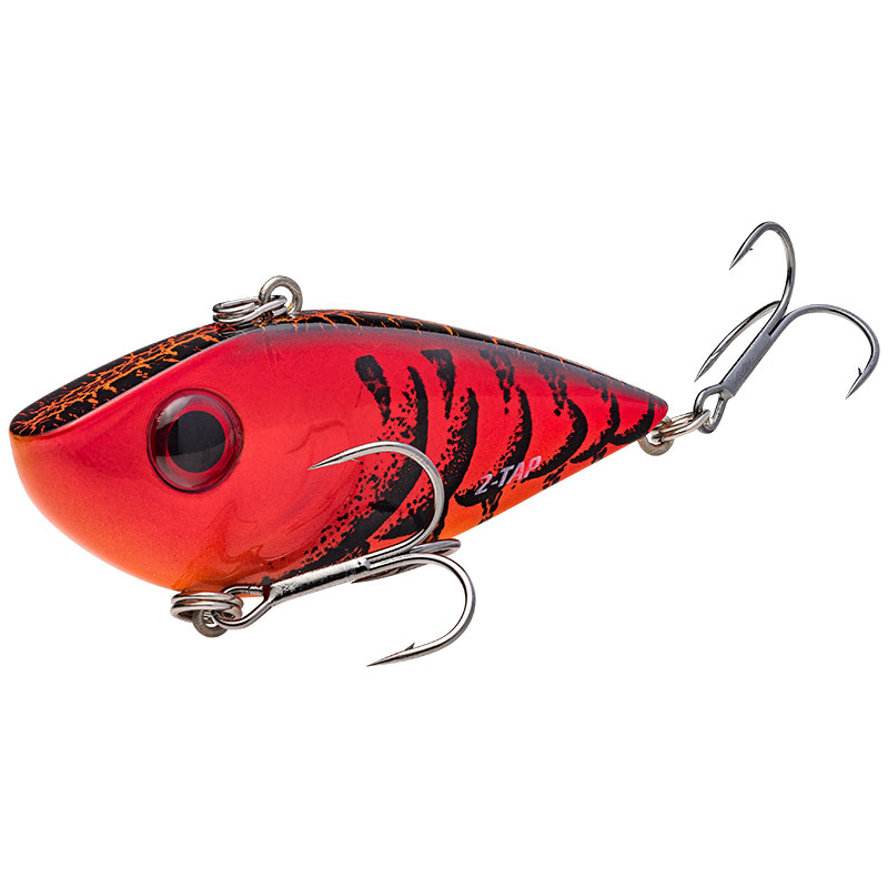 Red Eyed Shad Tungsten 2-Tap Delta Red - 7cm 14.2g