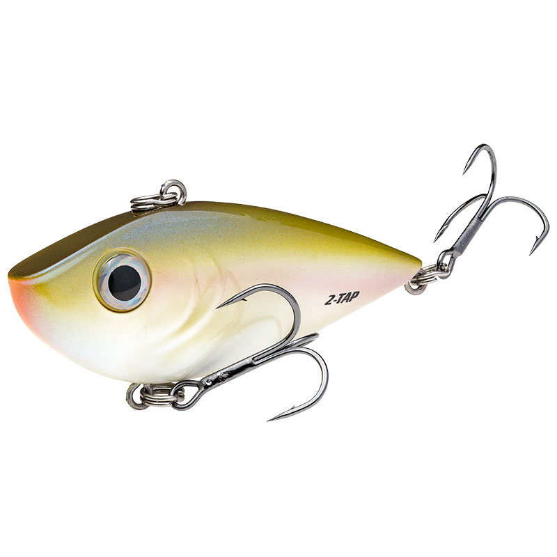 Red Eyed Shad Tungsten 2-Tap The Shizzle - 7cm 14.2g