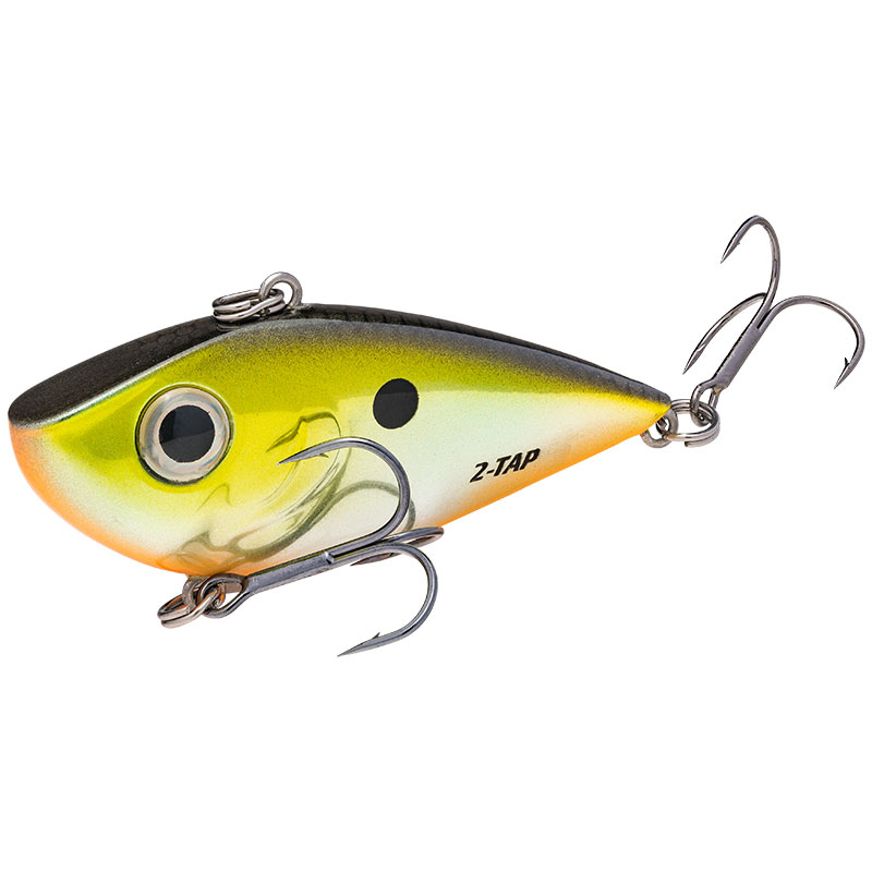 Red Eyed Shad Tungsten 2-Tap TN Shad - 7cm 14.2g
