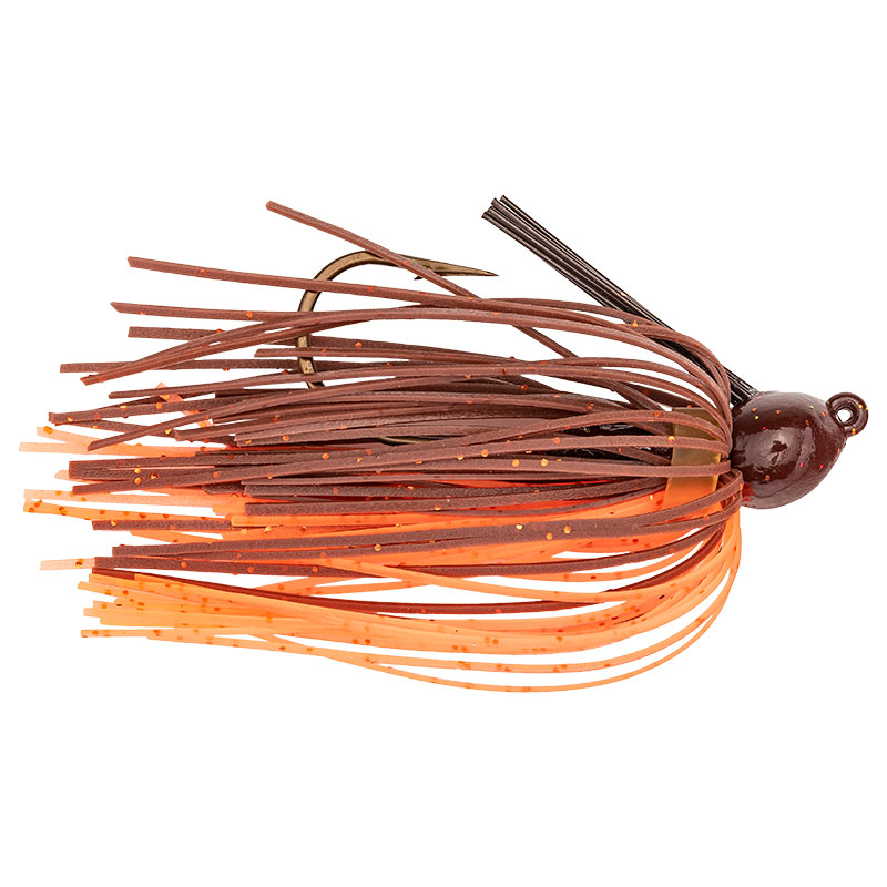 Bitsy Bug Mini Jig Cajun Crawfish - 3.5g