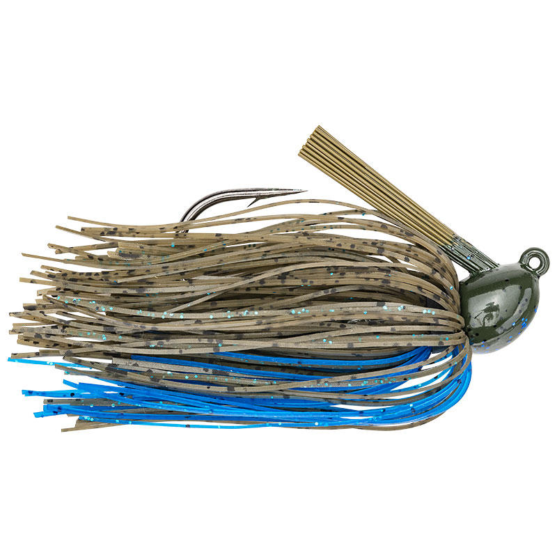 Hack Attack Heavy Cover Jig Okeechobee Craw - 14.2g