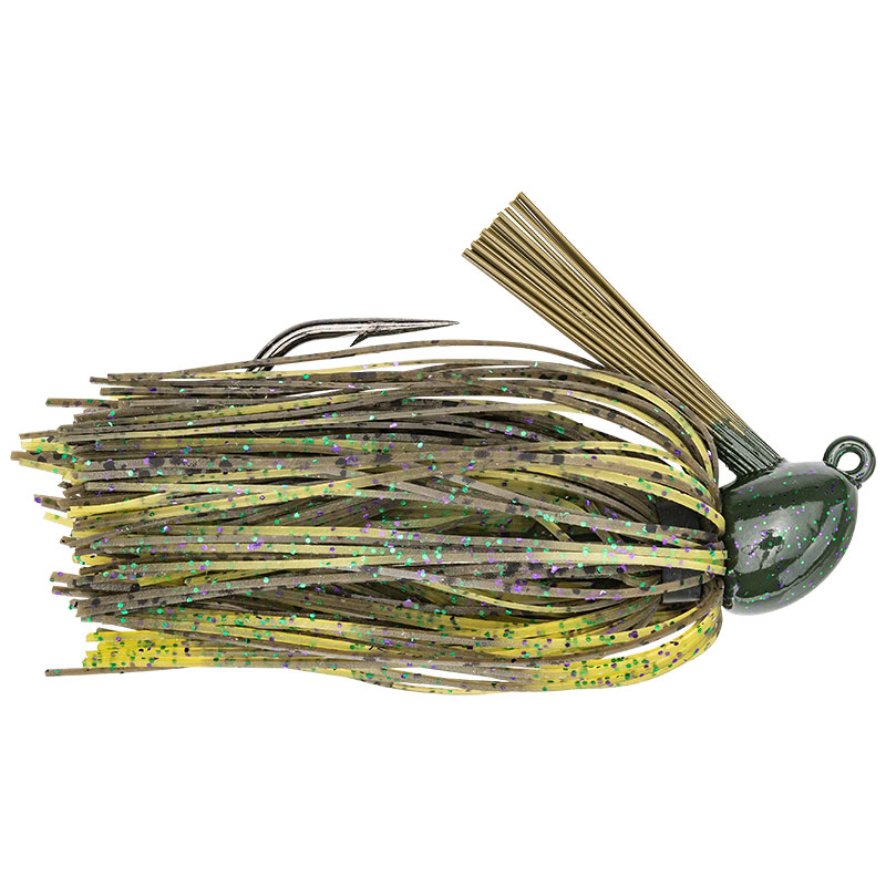 Hack Attack Heavy Cover Jig Candy Craw - 14.2g