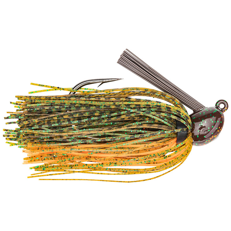 Hack Attack Heavy Cover Jig Sexy Craw - 14.2g
