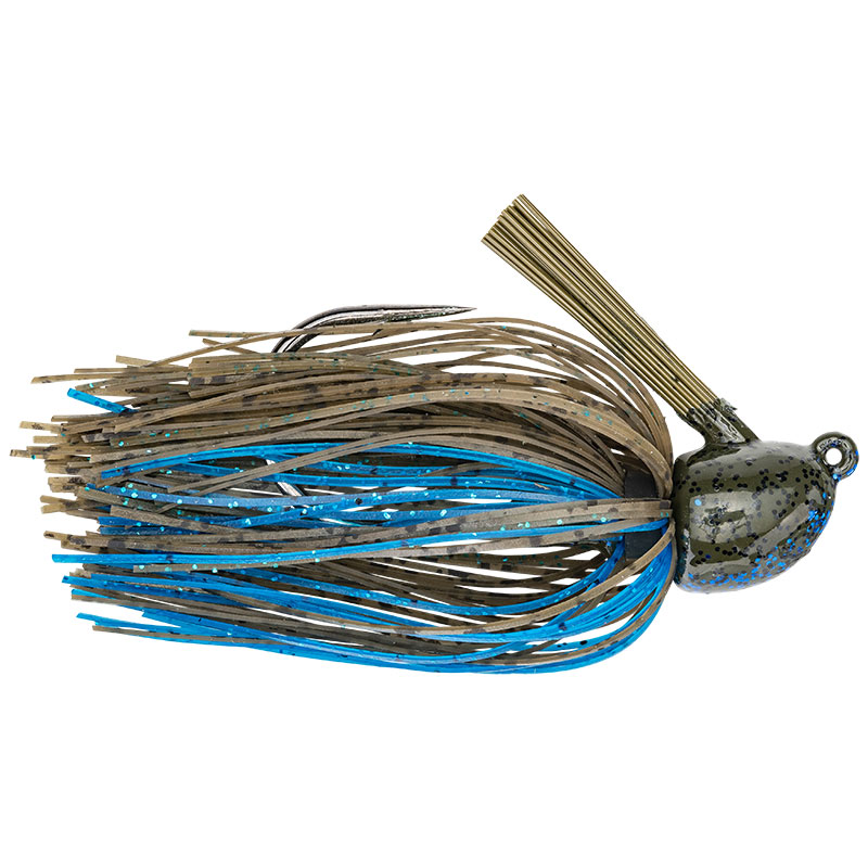 Hack Attack Heavy Cover Jig Okeechobee Craw - 21.3g
