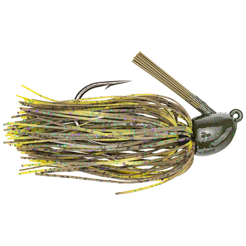 Hack Attack Heavy Cover Jig Candy Craw - 21.3g