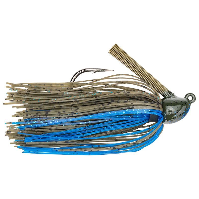 Hack Attack Heavy Cover Jig Okeechobee Craw - 10.6g