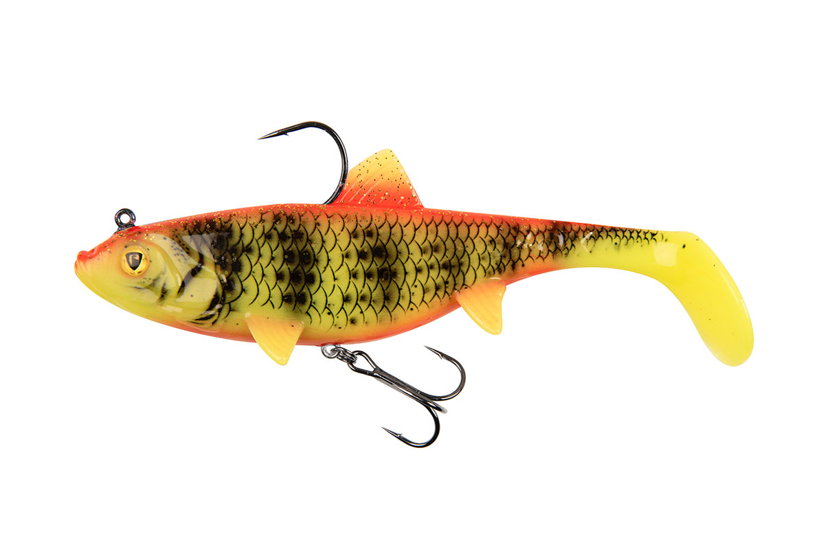 Új Replicant Wobble színek Bright Perch UV 23cm 155g