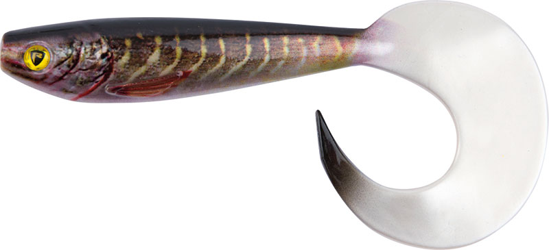 New Size Pro Grub Super Natural Pike 10cm