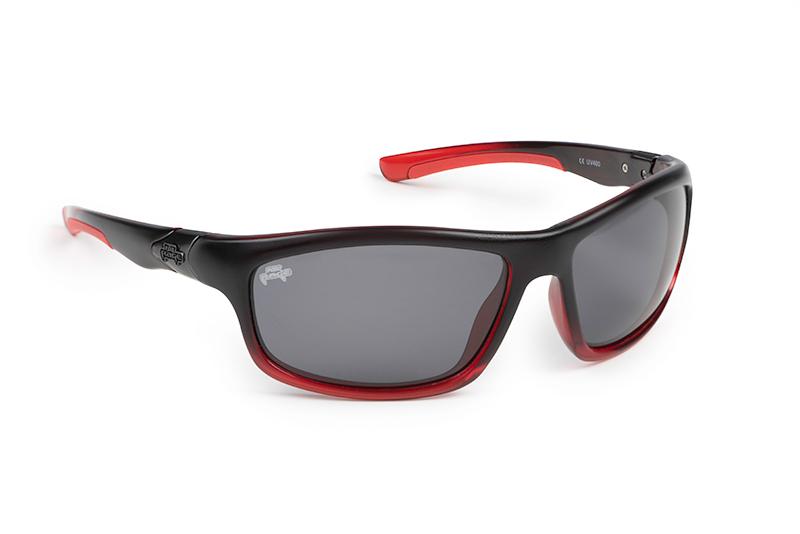 Fox Rage Eyewear Fox Rage Eyewear Trans red/Black / Grey lens