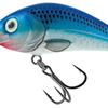 NEW COLOURS RATTLIN' HORNET FLOATING - 3.5cm Holographic Blue Sky