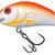 NEW COLOURS RATTLIN' HORNET FLOATING - 3.5cm Ultraviolet Orange