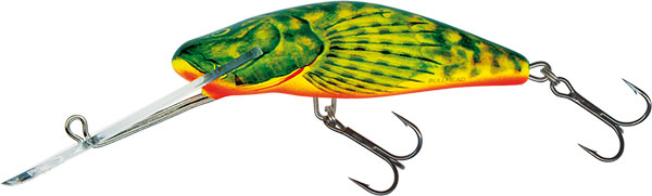BULLHEAD SUPER DEEP RUNNER - 6cm Hot Bullhead