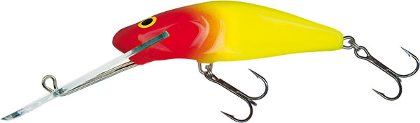 BULLHEAD SUPER DEEP RUNNER - 6cm Clown