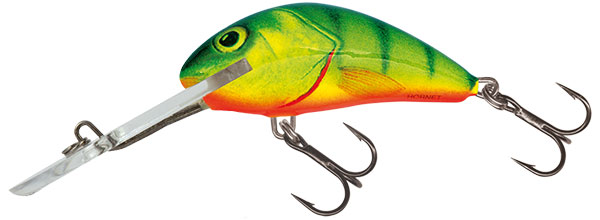 HORNET SUPER DEEP RUNNER - 5cm Hot Perch