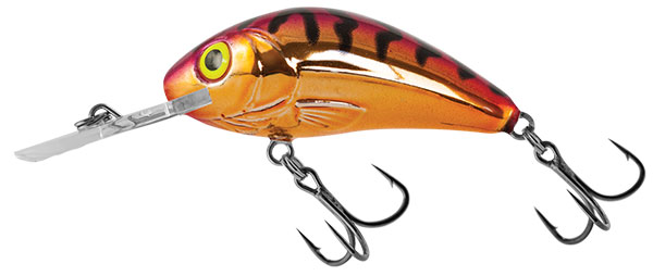 NEW COLOURS RATTLIN HORNET FLOATING - 5.5cm Viking
