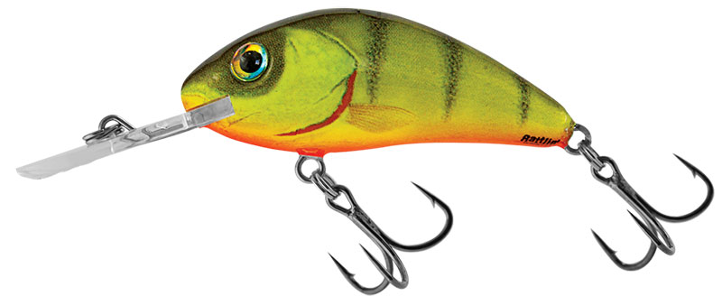 RATTLIN HORNET FLOATING - 5.5cm Hot Perch