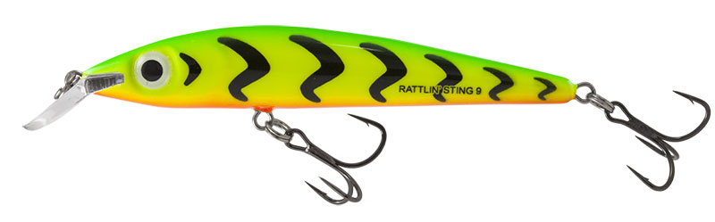RATTLIN STING SUSPENDING - 9cm Green Tiger